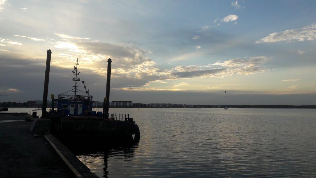 Nordhavn bassiner fiskeri