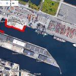 Fiskeri efter torsk og makrel i Nordhavn basinnerne