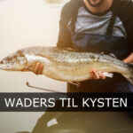 Waders til kystfiskeri